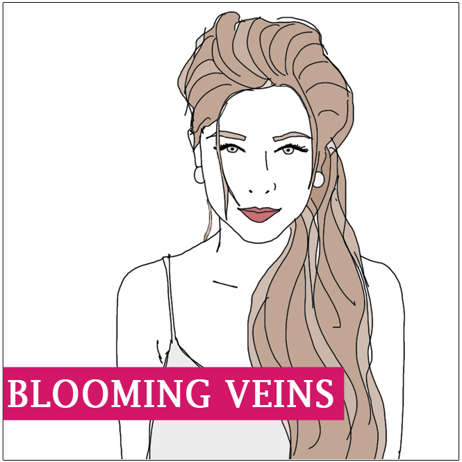 bloomingveins mydresscodes